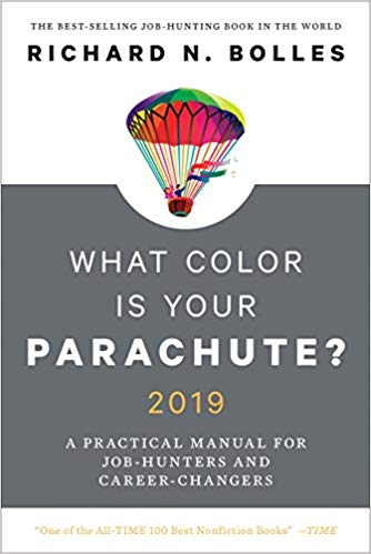 what colour is your parachute