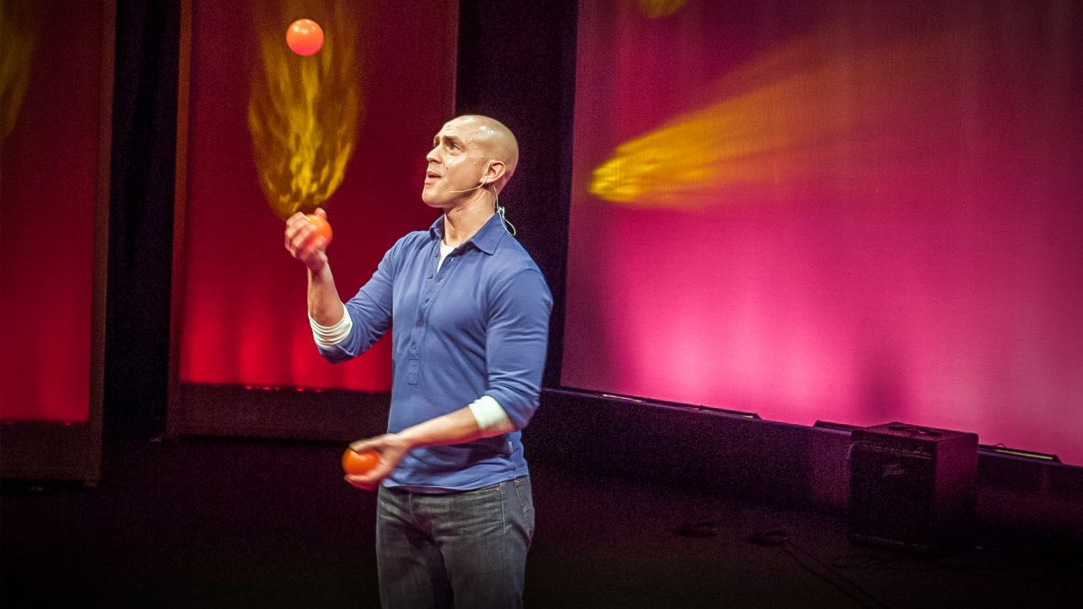 andy puddicombe ted talk