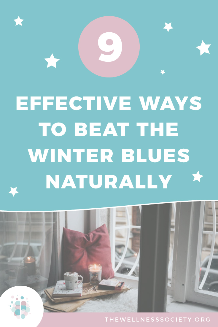 How to Beat Winter Blues Naturally