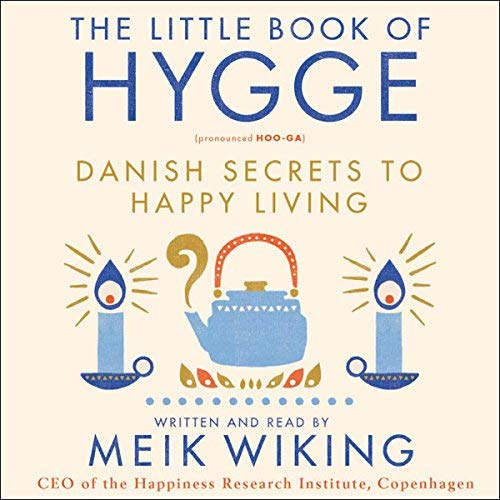 little book of hygge audible