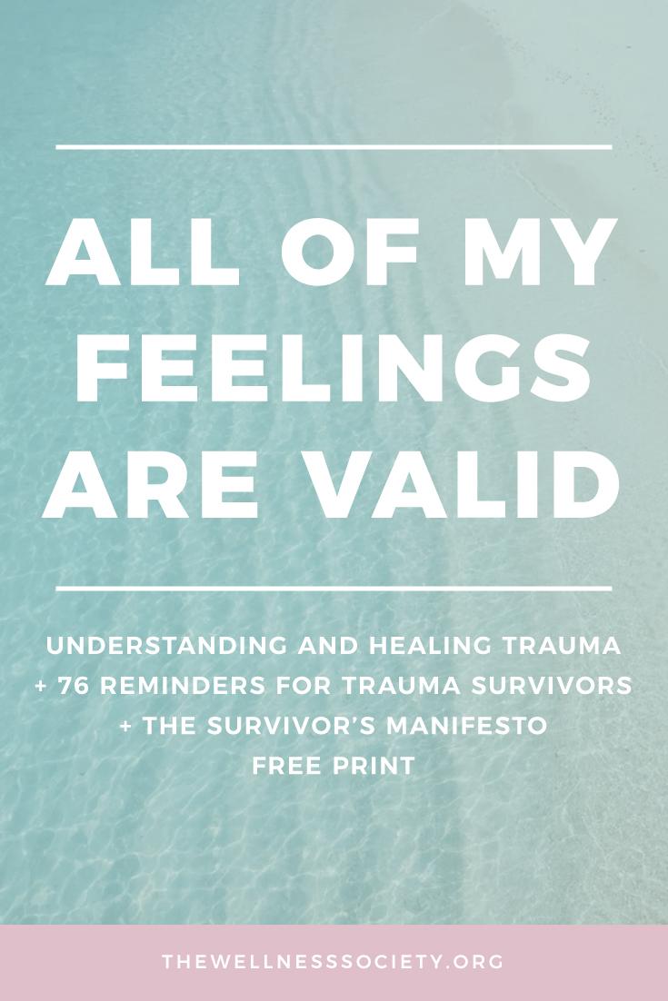 Understanding and Healing Trauma