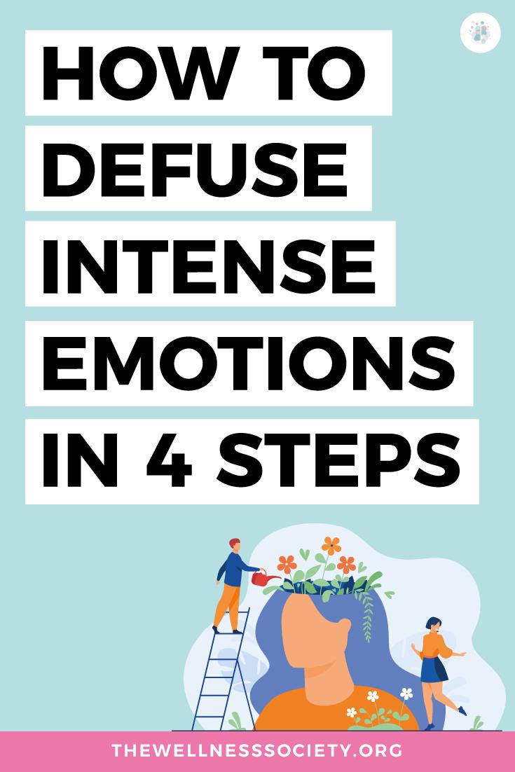 How to Stop Overreacting