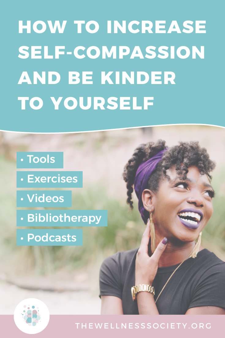 How to Increase Self-Compassion