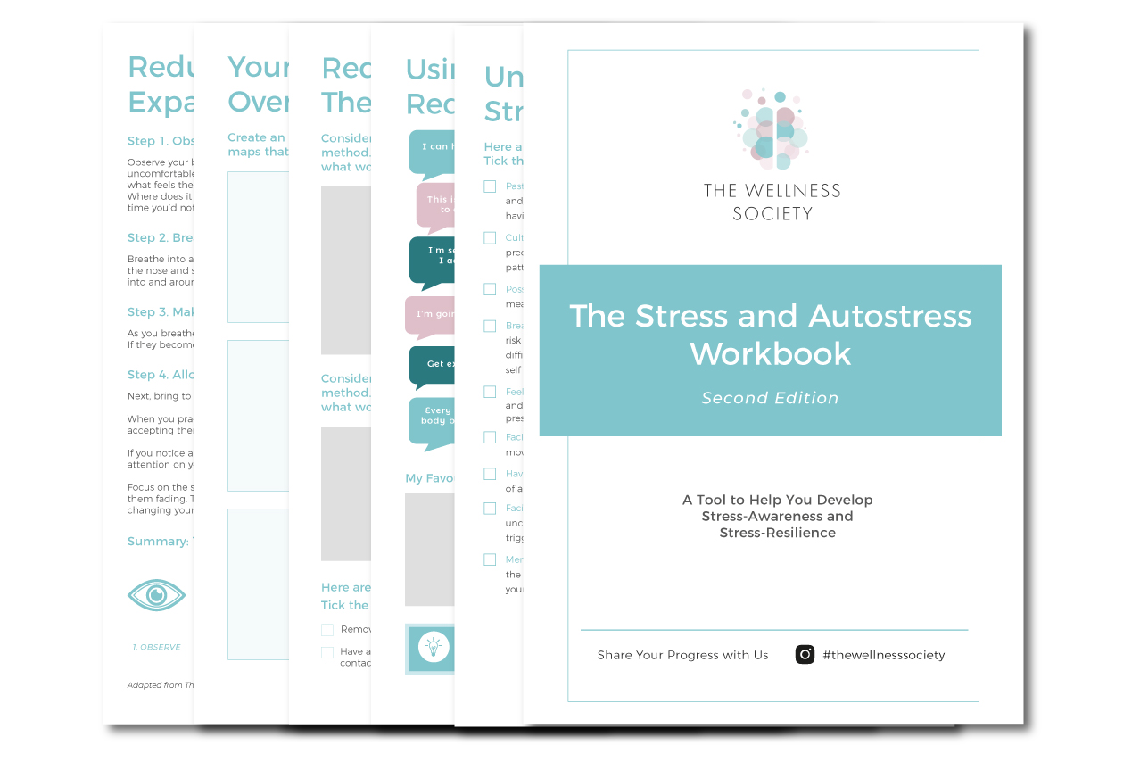 Self-Help Workbooks