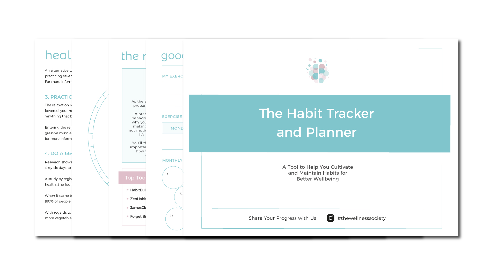The Habit Tracker and Planner