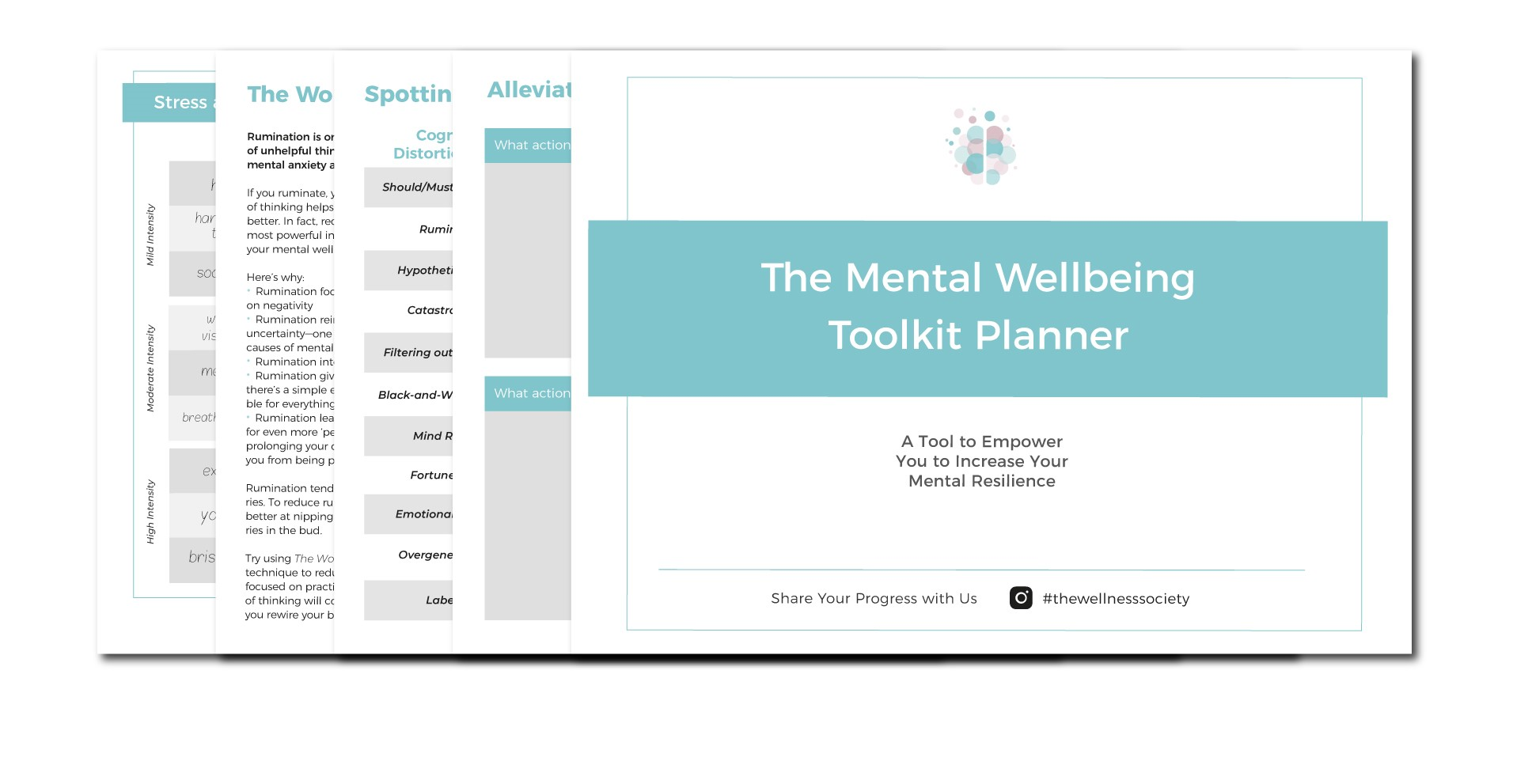 Mental Wellbeing Toolkit Planner