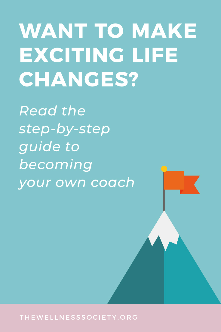 The Step By Step Guide to Self Coaching: How to Use The GROW Model to Achieve Your Goals | Self Help Website and Therapy Worksheets | The Wellness