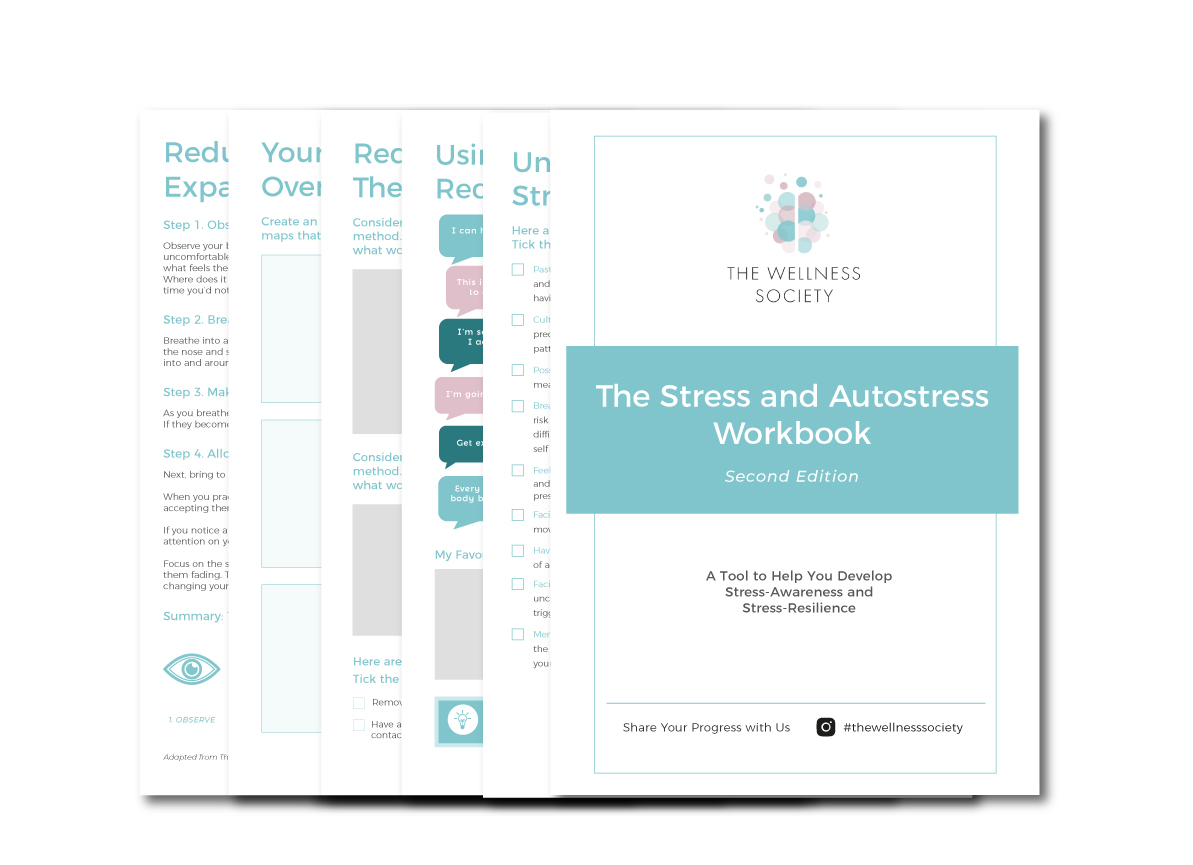 The Stress and Autostress Workbook