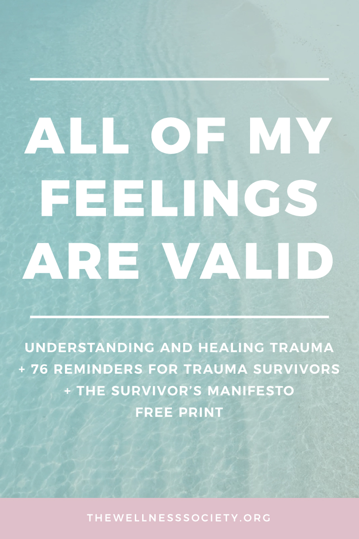 Healing from Trauma Quotes