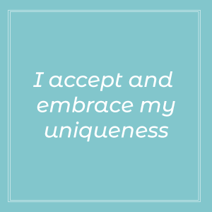 How to Accept Yourself Affirmation
