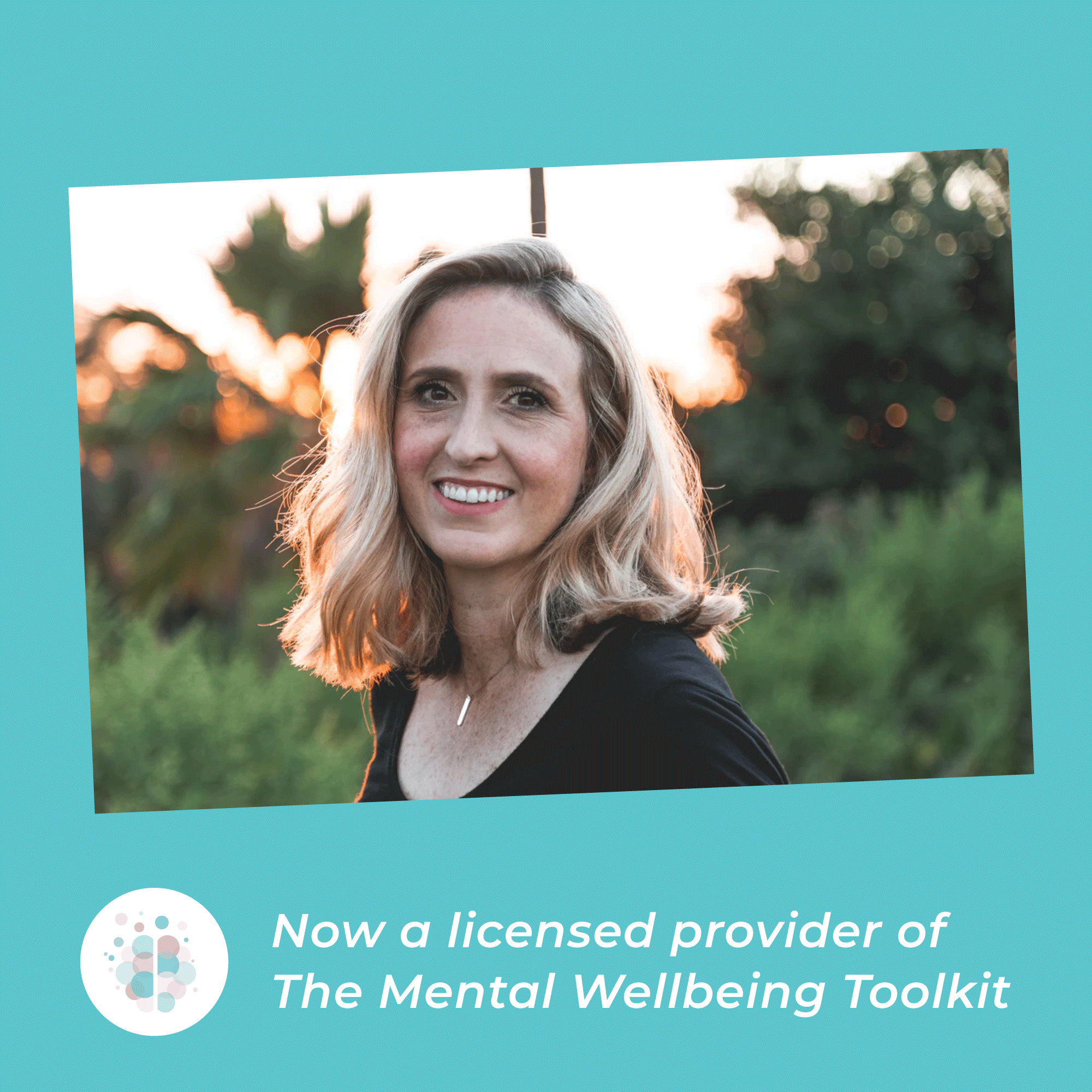 Mental Wellbeing Toolkit Licensed Provider