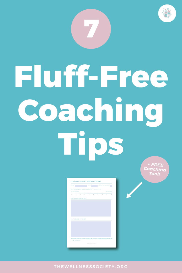 Coaching Tools and Tips