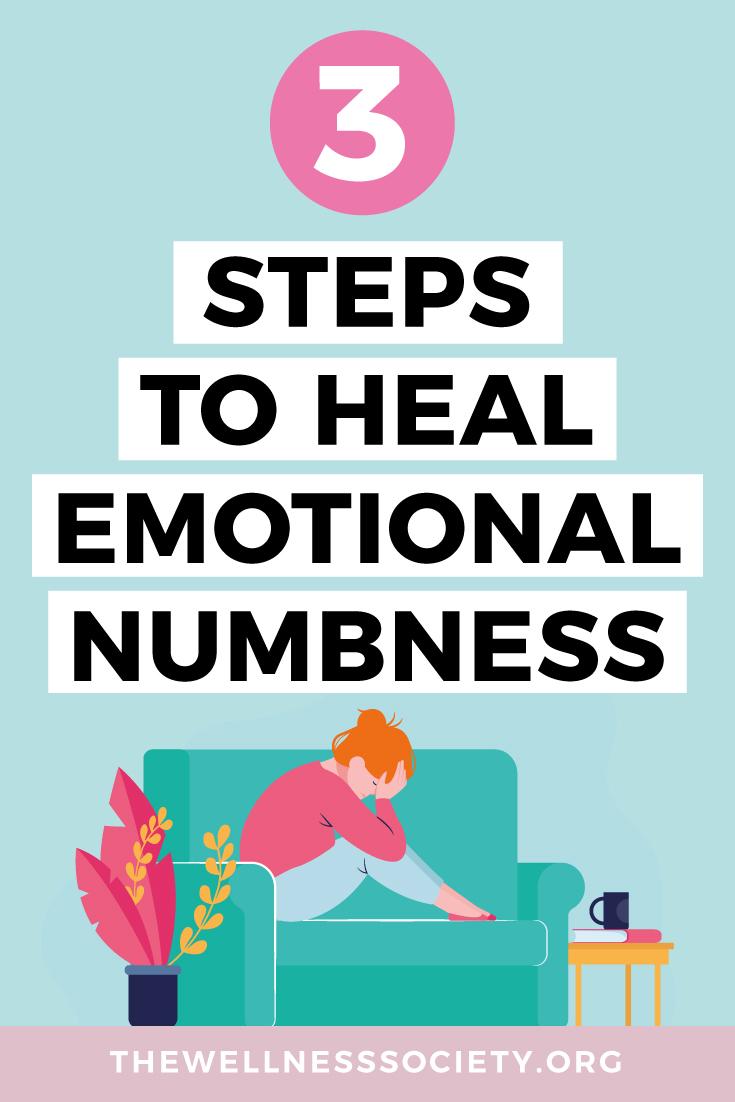emotional numbness