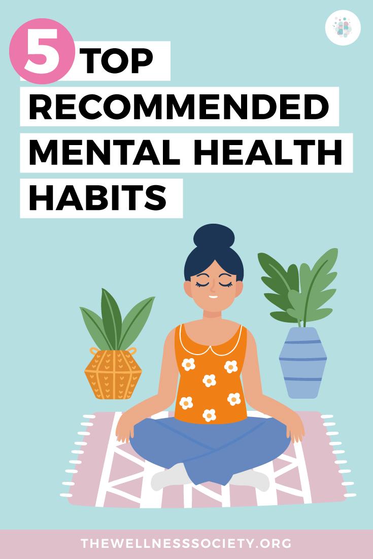 mental health habits