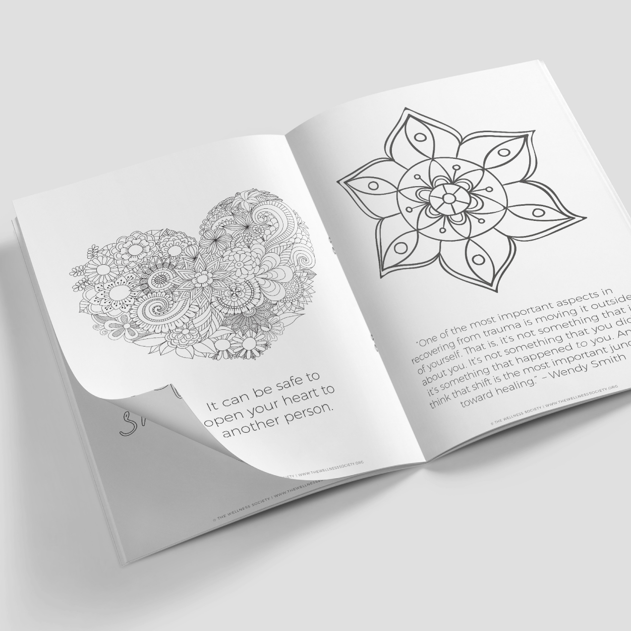 mindful coloring sheets free