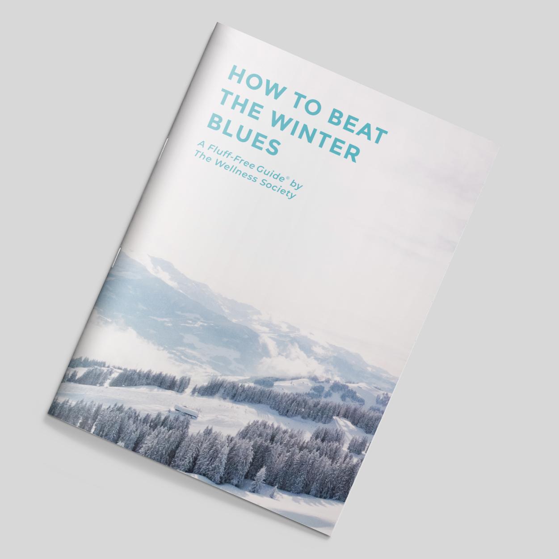 winter blues worksheet